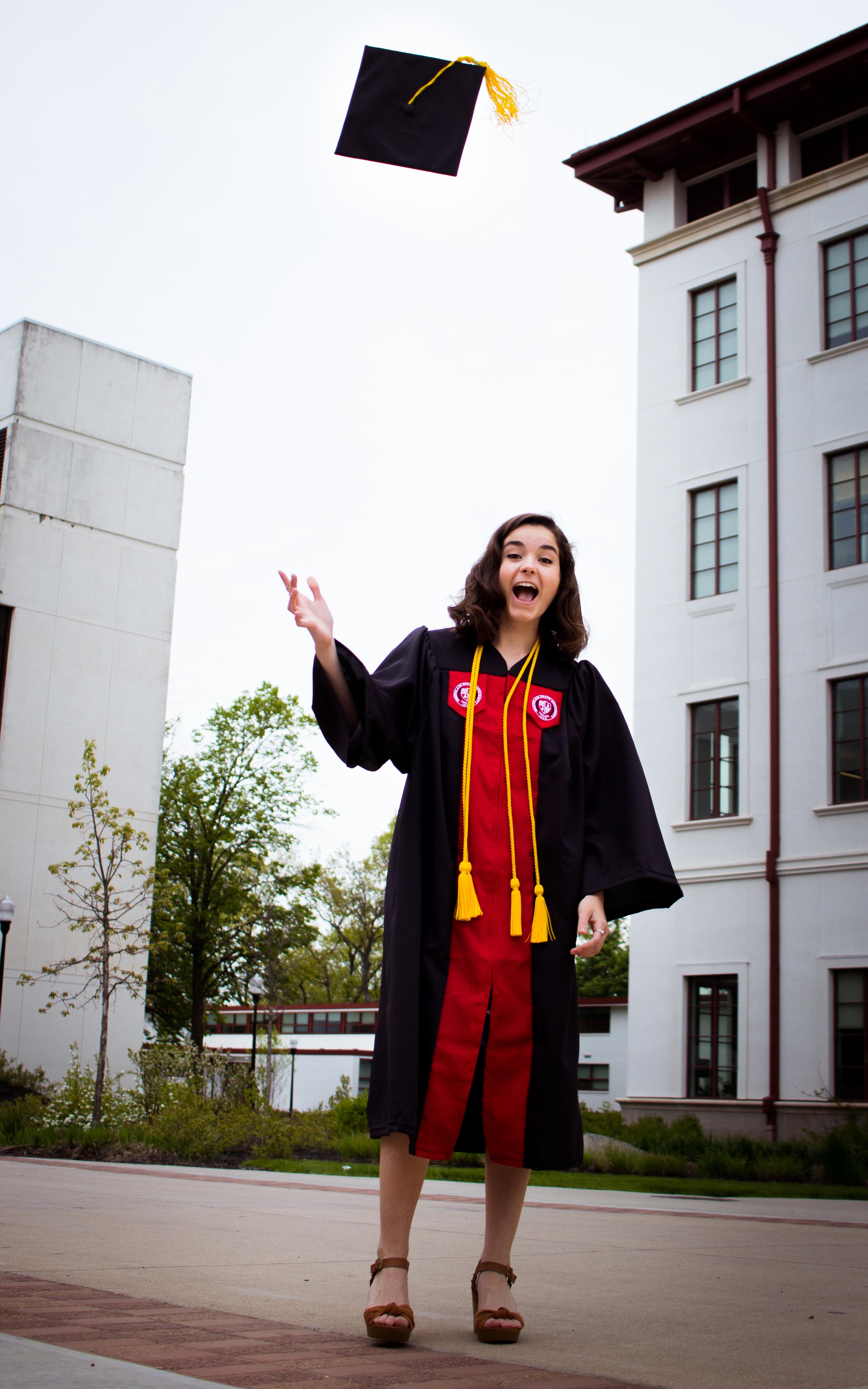 Grad Photos by James Barker
