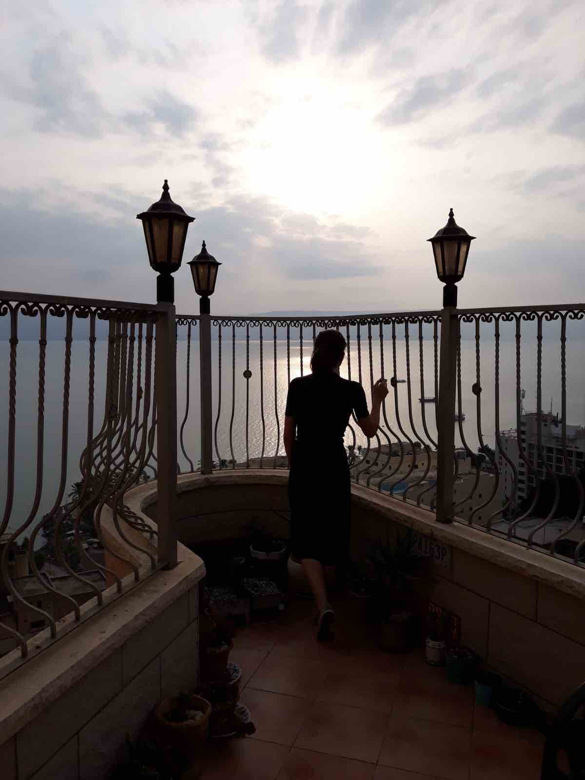 Solo Travel and Backpacking in Tiberias